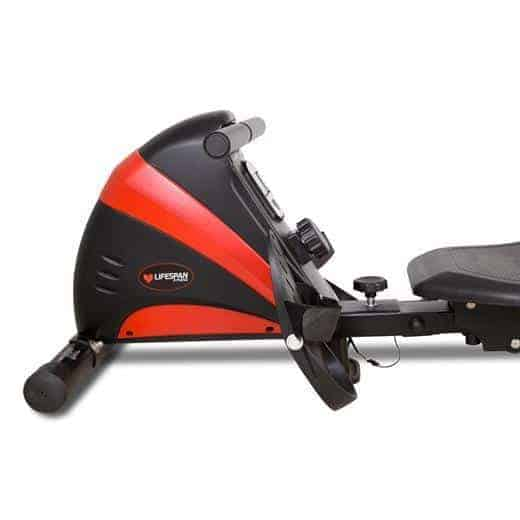 Lifespan Rower 441 Rowing Machine Review Health Constitution