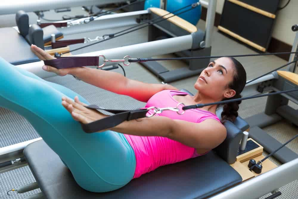 Health Constitution_Pilates Reformer Exercises The Hundred