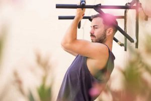 Health Constitution_Beginner Exercises for Chin-Up Bars