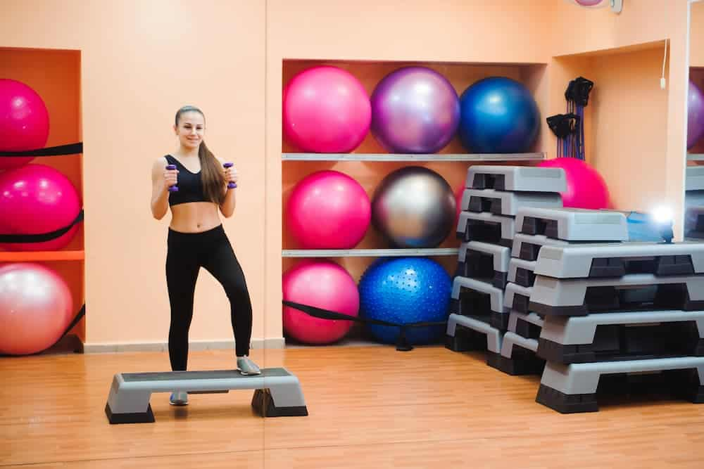 Health Constitution_Aerobic Stepper Exercises for Weight Loss
