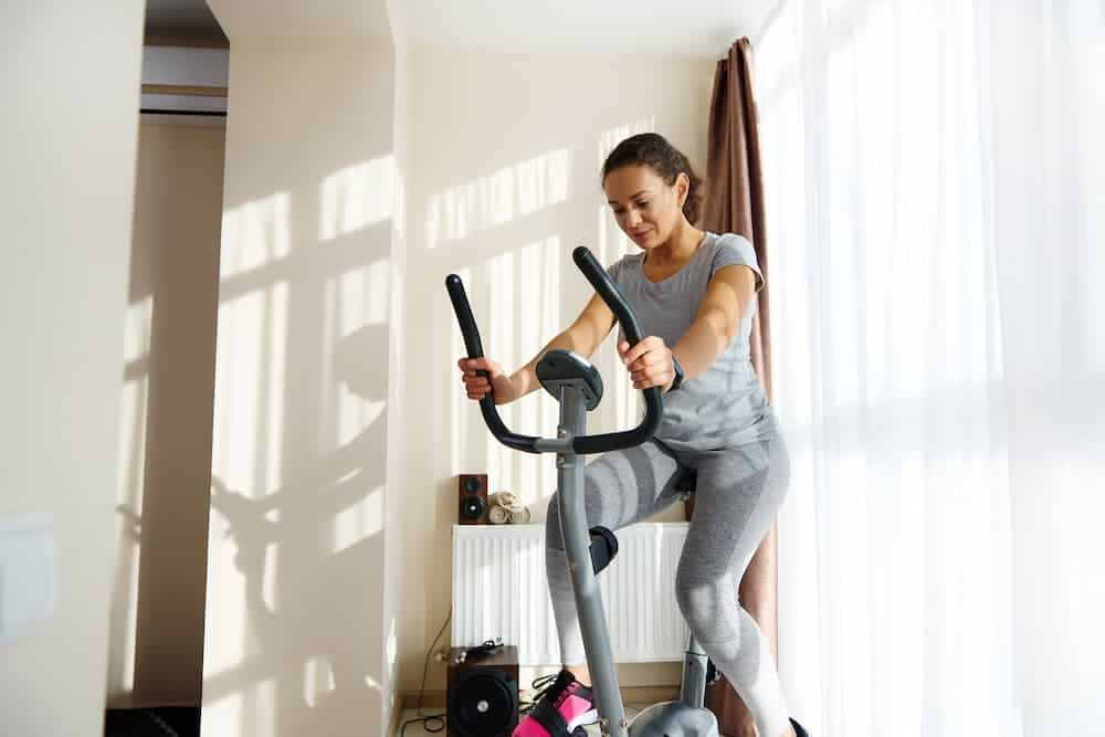 Health Constitution_How to Maximise Stationary Biking Benefits
