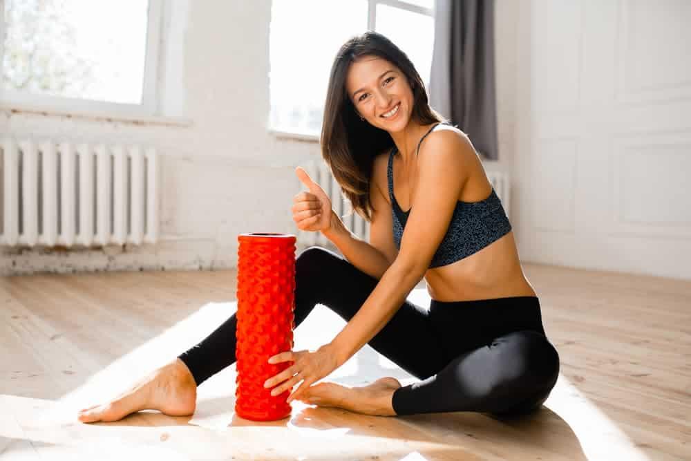 Health Constitution_Effective Foam Roller Back Exercises