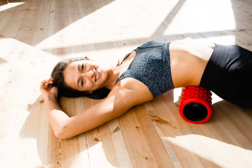 Health Contitution_Thoracic Arch and other Foam Roller Back Exercises
